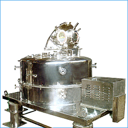 Manual Top Discharge Centrifuge